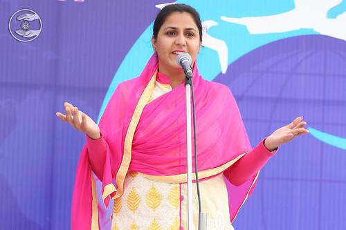 Neha Anand from Amritsar expresses his views