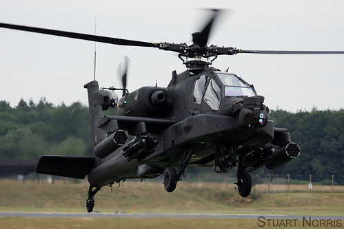 Boeing AH-64D Apache - Q-29 - Royal Netherlands Air Force | by stu norris