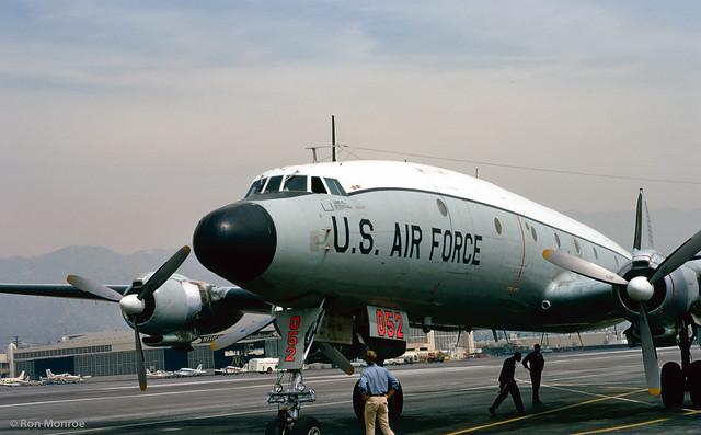 USAF, Lockheed C-121G Constellation