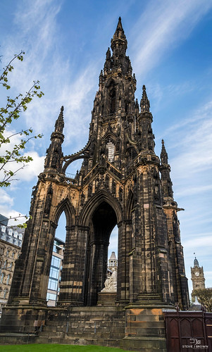 Scott Monument | by Stevie J Brown Photography