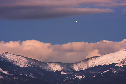 Jupiter over Stara Planina | by milan_miloradovic