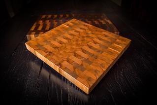 Cutting board   by Vito DeFilippo