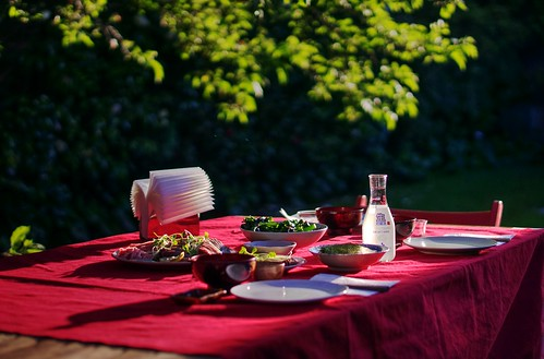 california city sunset shadow red plant black tree colors dinner sushi table lights lightsandshadows raw bokeh dusk sashimi sanjose foliage sake meal sanfranciscobayarea cupertino siliconvalley sanfranciscobay tablecloth lightandshadow hdr goldenhour appletree shallowdepthoffield redtablecloth photomatix fav100 1xp nex6 sel50f18