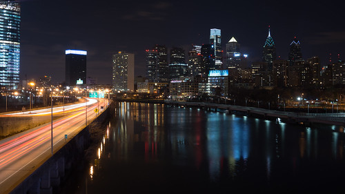 Philadelphia Skyline   by cantbecool