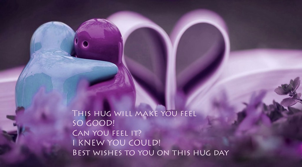 Happy Hug Day SMS Quotes Messages Status Download Free And… | Flickr
