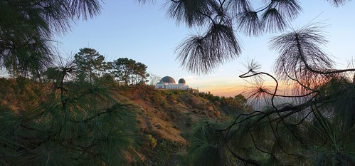 california sunset sky usa architecture america hope la losangeles view sony observatory bluehour griffith success epic