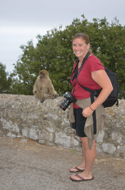 Macaque and Annie