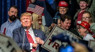 Donald Trump in Reno, Nevada | by Darron Birgenheier