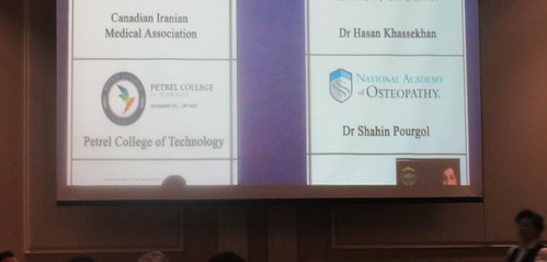 National Academy of Osteopathy sponsors Syrian refugees