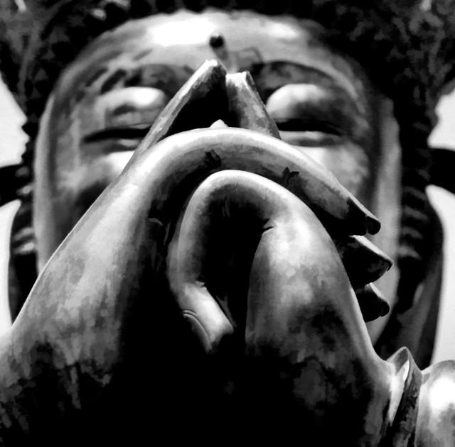 Vairocana, the Buddha of Light / Bouddha Vairocana, Grand Soleil