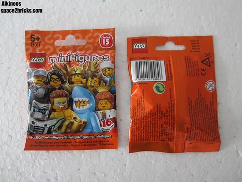Lego Minifigures S15 p1