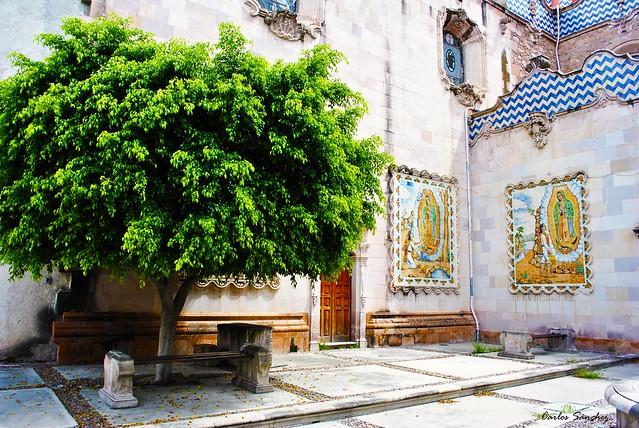 Templo de Guadalupe en Aguascalientes