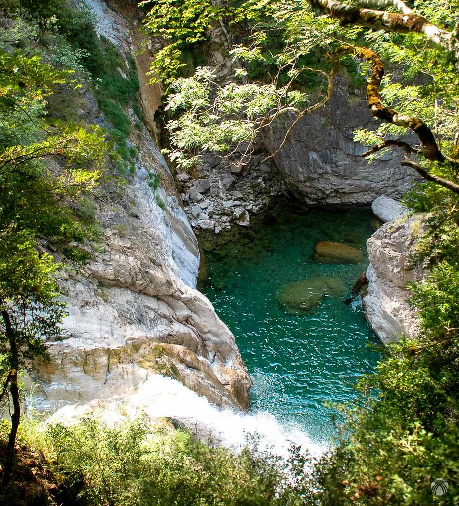 Pozas del río Bellós