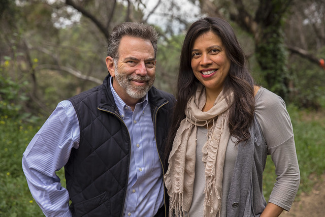And Lipkis & Cindy Montañez
