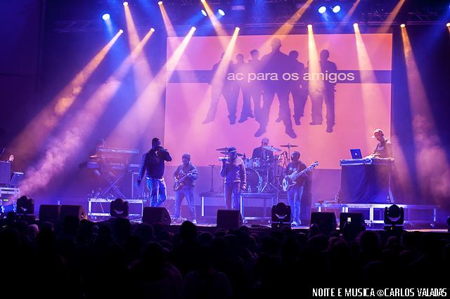 Boss AC - Caparica Primavera Surf Fest '16