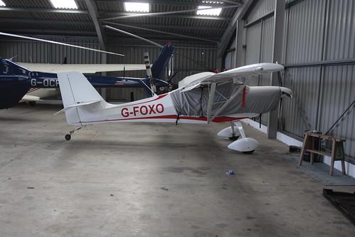G-FOXO EuroFOX 912 [PFA 376-15165] Turweston