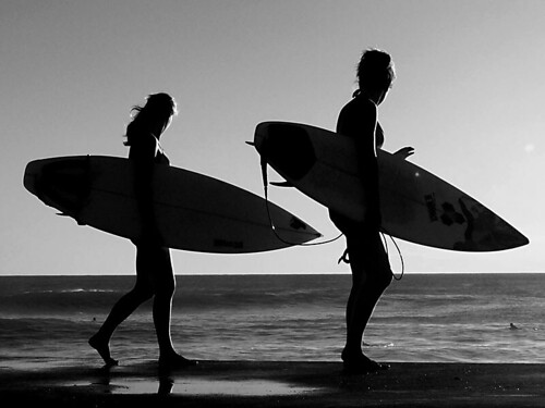 Surfer Girls | by PinCheck