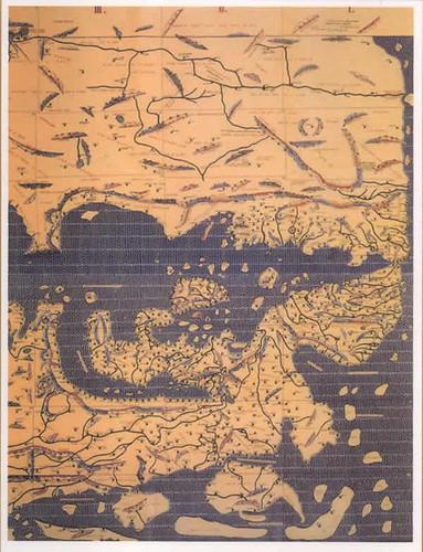 mapa de Al-Idrissi