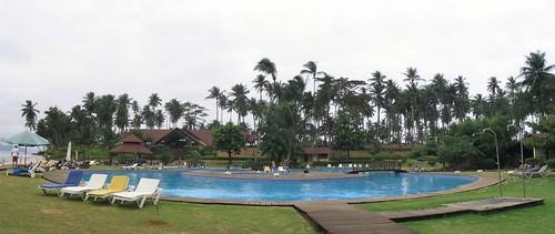 Hotel of Rola island