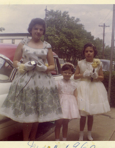 easter_girls 1960