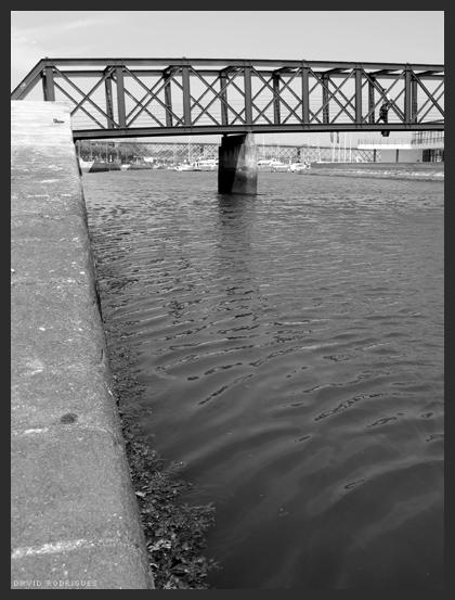 Ponte na Marina de Viana do Castelo