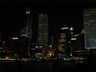 Hong Kong: port