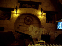 Inside Il Forno