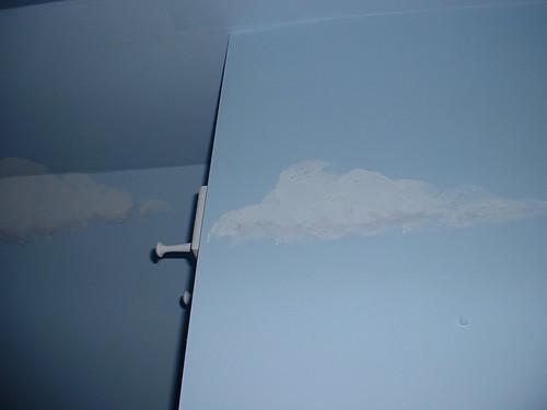 Sky wall detail