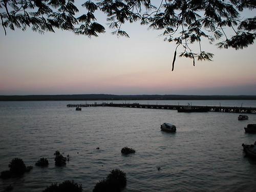 Inhambane pier