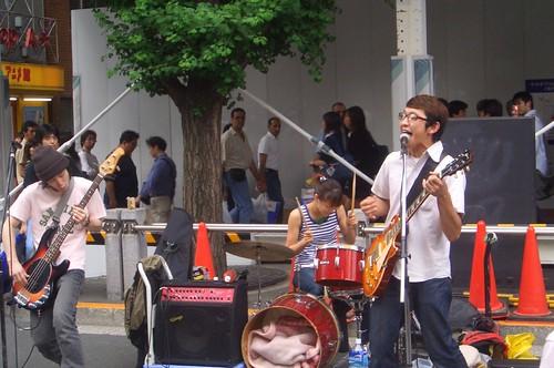 Band in Akihabara