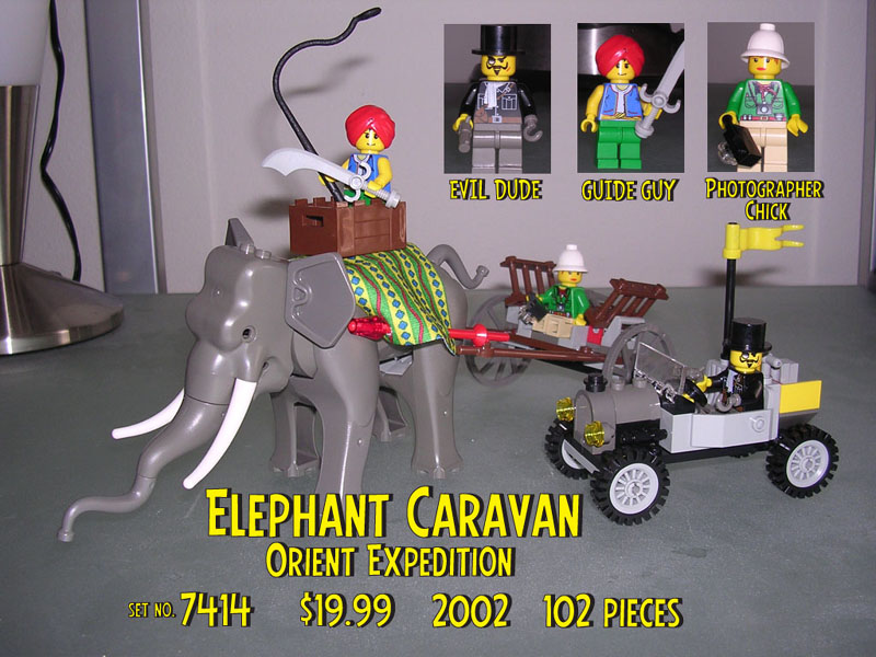 02.7414 elephant