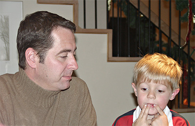 Uncle Gary and Will