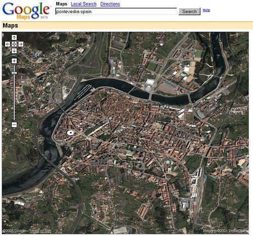 Pontevedra - Google Maps