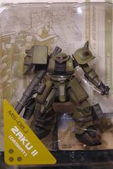 ザクII Ver.2 砂漠戦仕様(MS-06J ZAKU II [DESERT])