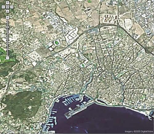 Palma, zona oeste