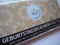 cake. [substitute.]