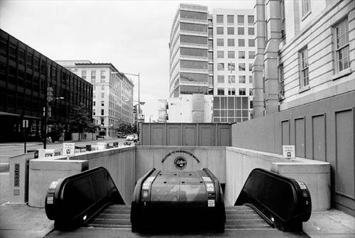 Metro Escalators 3