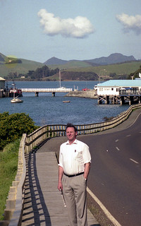 Phillip, Mangonui, Northland, New Zealand 1992