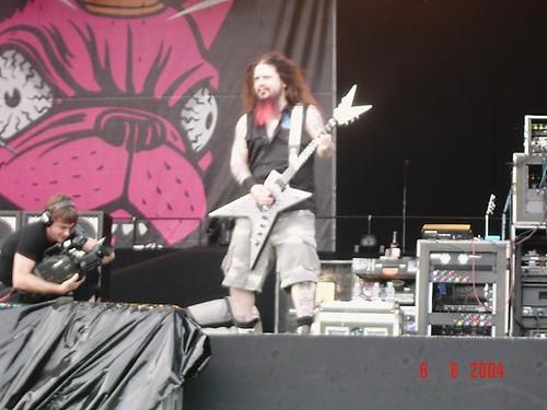 Download Festival 2004 - Damageplan - Dimebag Darrel | Flickr
