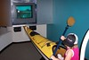 Kayak Simulator, Odyssey Center