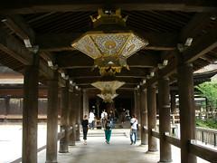 Temple Walkway