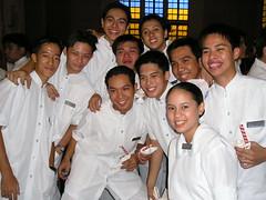 The Boys of my barkada,.,