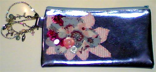 Bag Lady - Camelia Candycane