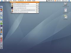 Adium X + Mac Os X Tige