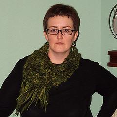 Neck shawl