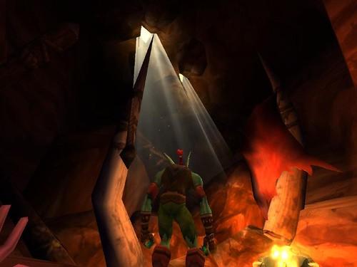 Schicke Höhle