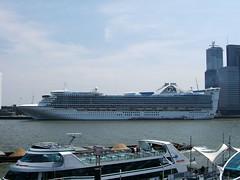 big cruiseship