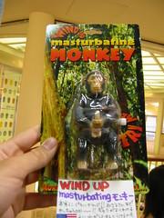 Masturbating Monkey