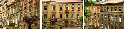 krakow facades