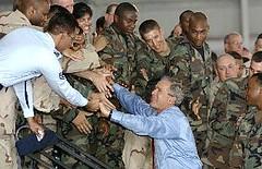 Bush-army